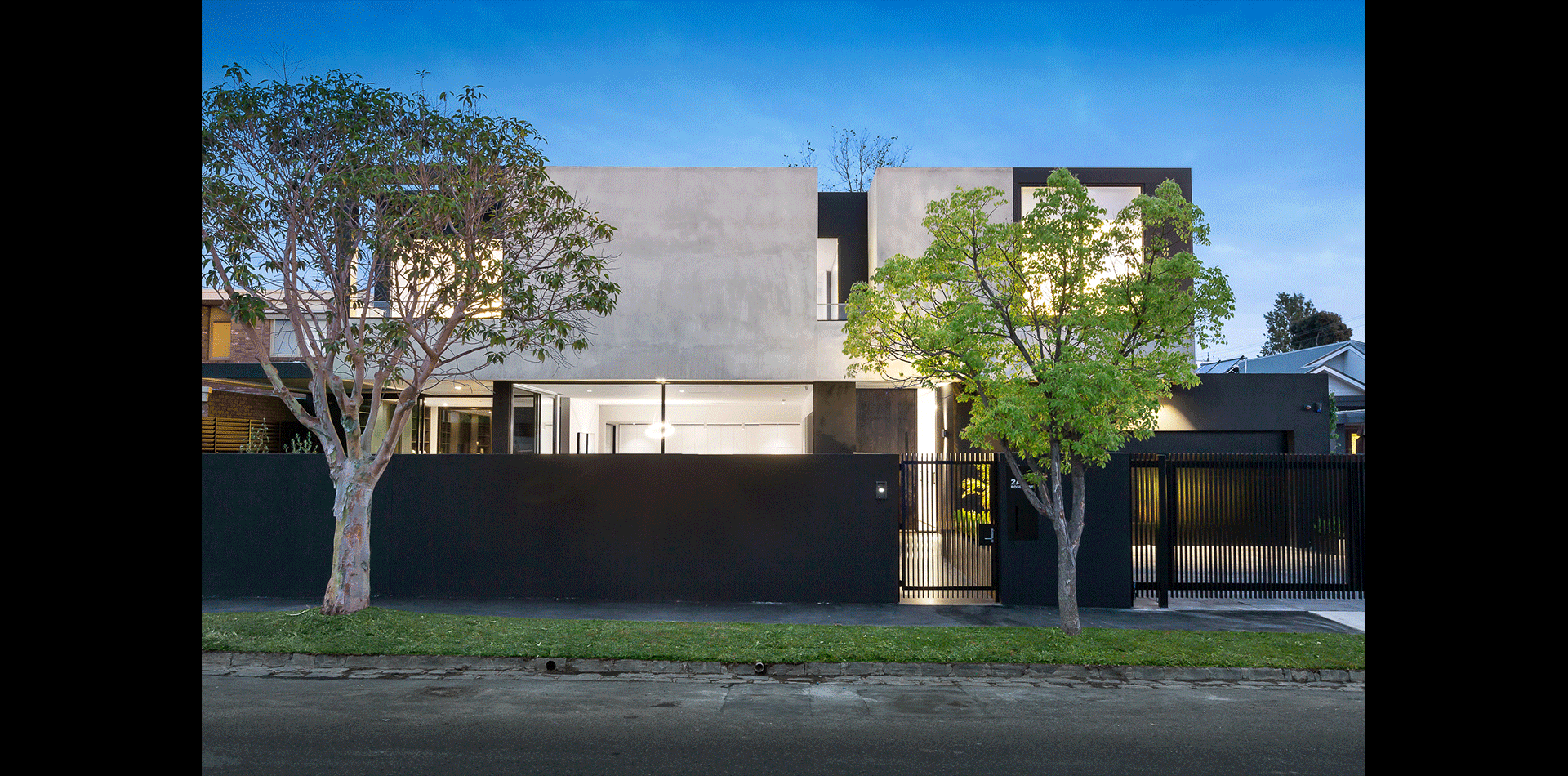 2A Roslyn St - exterior