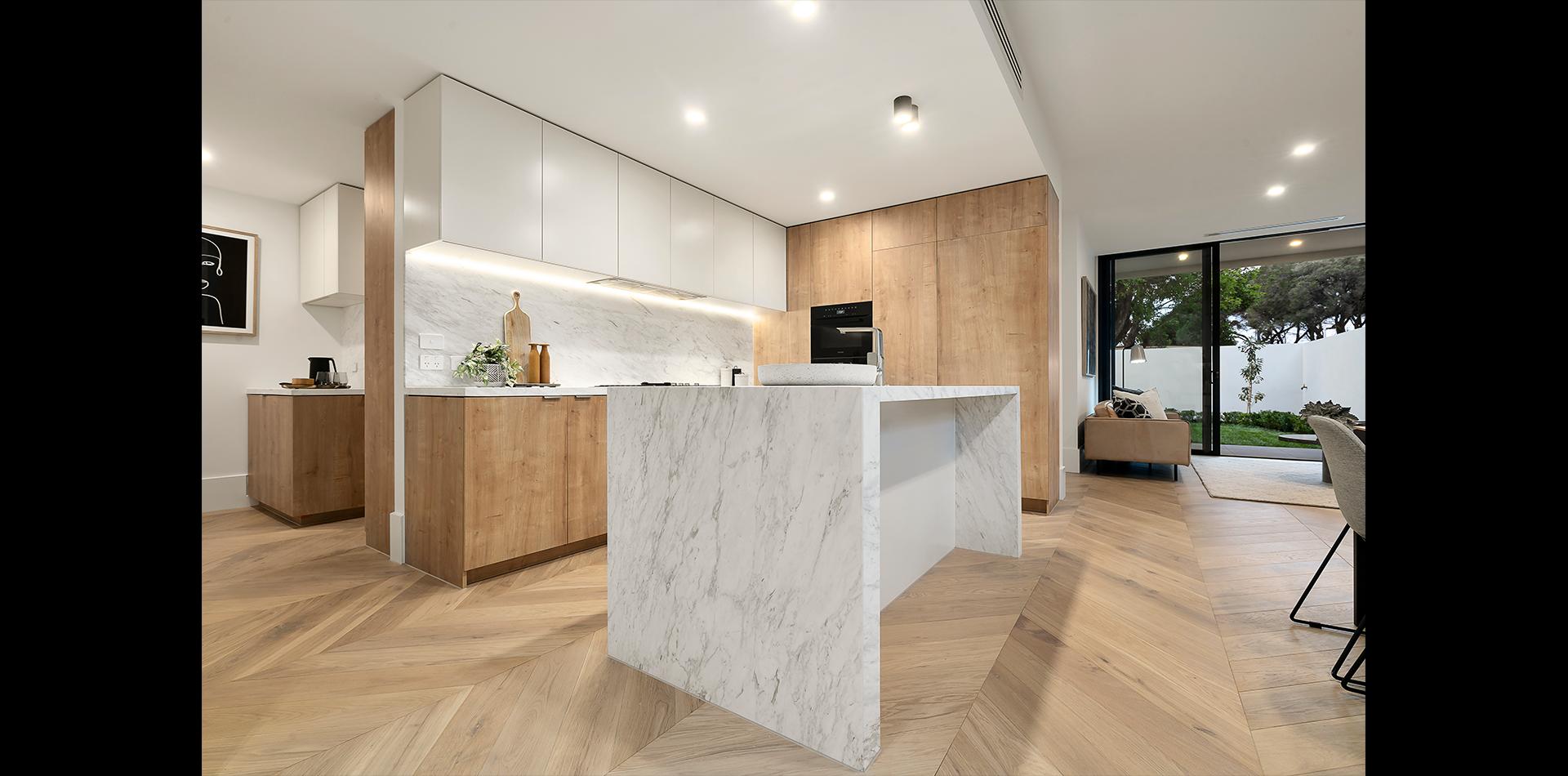22 carr st brighton lane - kitchen