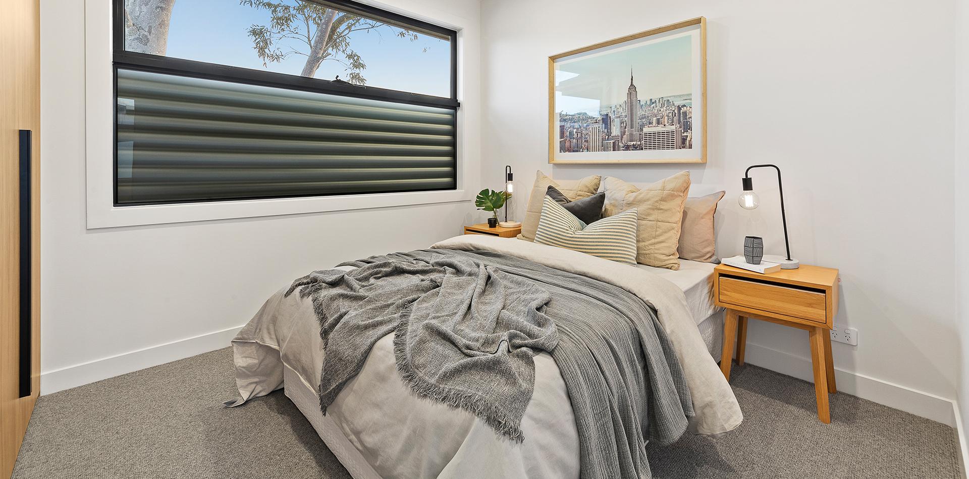harry st - bedroom
